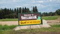 Shellbrook sign